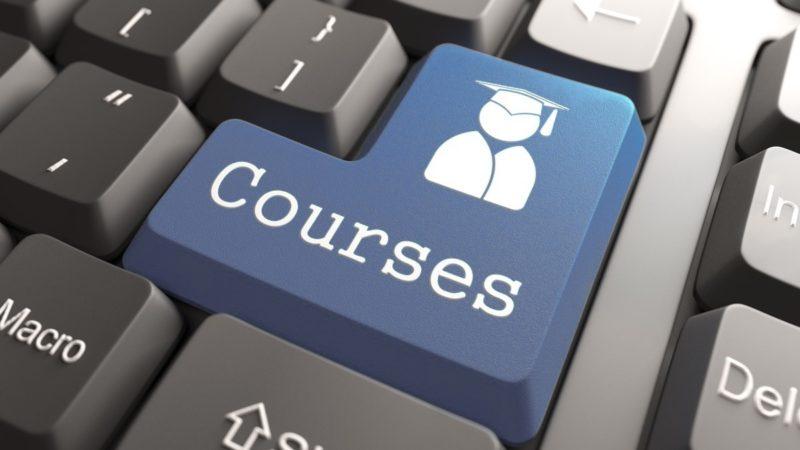 Online courses image
